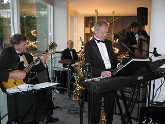 East Midlands Decent Chaps Jazz & Swing 63 Swinderby Road, Collingham, Newark, - WILL PLAY NATIONWIDE - Nottinghamshire