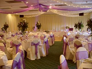 Party Linen Wedding Decorations