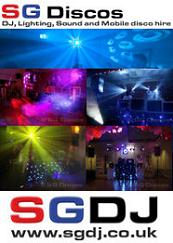 Wedding DJ's SGDJ LTD