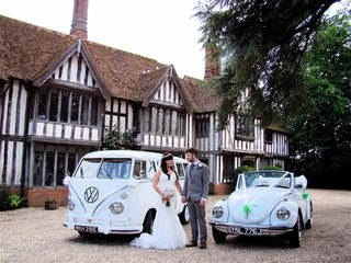 Wedding Transport V-Dub Rides 7 Peers Square Chelmsford Essex