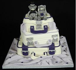 Wedding Cakes Mandys Special Occasion Cakes Lower Tean, Stoke on Trent, Staffordshire