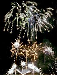 Wedding Fireworks Sonning Fireworks Ltd Sonning, Berkshire