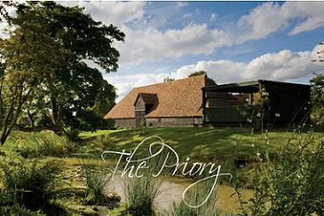 Wedding Venues The Priory Barn The Priory, Little Wymondley, Hertfordshire