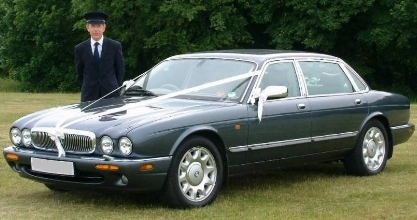 Wedding Transport Webb Chauffeur Driven Executive Cars 9 The Millers, Yapton, Arundel, W.Sussex