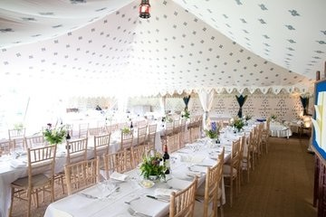 Wedding Marquee Hire The Arabian Tent Company Upper Tilton Barn, Firle, Nr Lewes, East Sussex