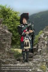 Wales Matthew Bartlett - The Welsh Wedding Bagpiper Newport, South Wales UK