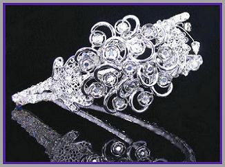 Wedding Accessories Moonstone Tiaras Staincross, Barnsley