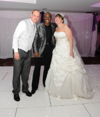 Wedding Entertainment Ritchie Penrose/ Tribute to Soul & Motown Nationwide