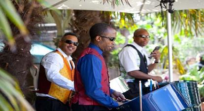 Wedding Entertainment Big Sand Steel band hire PO Box 2247, Watford