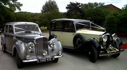 East Midlands Derby Bentley Wedding Cars 25, Nunsfield Drive, Alvaston, Derby