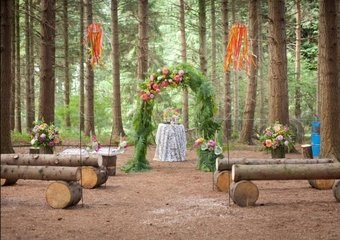 Wedding Venues Camp Katur Camp Katur, The Camp Hill Estate, Kirklington, Bedale