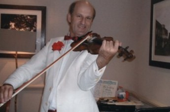 Yorkshire & The Humber Mark Ostyn - English violinist 25 Staybrite Avenue, Cottingley, Bradford