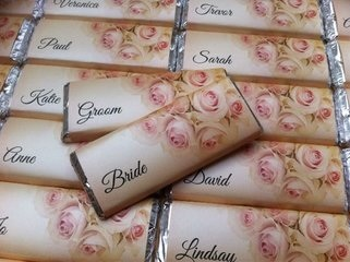 Wedding Favours WrapperStar.co.uk Delivery Nationwide