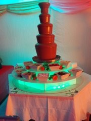 South East Chocolate Fountain Heaven Head Office: Clayhall Road, Gosport, Hampshire
