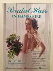 South East Bridal Hair in Hampshire 12 Lindford Road, Bishopdown, Hampton Park,