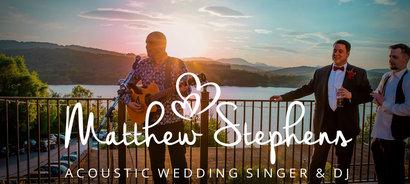 Yorkshire & Humberside Matthew Stephens - Acoustic Wedding Singer & DJ