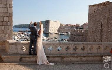 Wedding Abroad Dubrovnik Event Wedding Designers Put brace Radica 17A