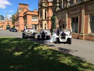 East Midlands Cars 4 Your Wedding Brackenville Field Way Earl Shilton Leics