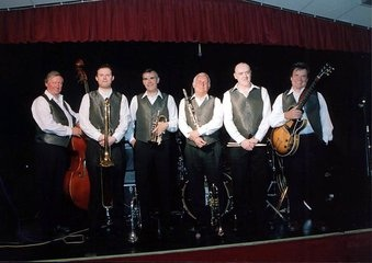 Yorkshire & Humberside Winston's Pennine Jazz PO Box 15, Scissett, Denby Dale, West Youkshire.
