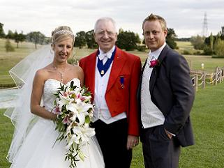 Wedding Toastmaster John Richard Toastmaster 'Oakwood' 2a Ambleside Gardens, Hullbridge, Essex