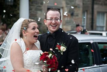 Scotland Wedding Photographers Edinburgh ~ Scot Wed Photos 2 Anderson Crescent