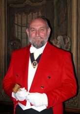 Wedding Toastmaster Gerry Tovell Toastmaster Billericay, Essex