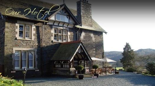 The Lake District Sawrey House near sawrey, hawkshead, Lake District, Cumbria