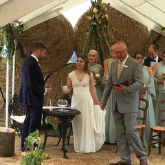 Wedding Celebrants Philip Spicksley Independent Celebrant 72a Westfield Rd,  Barton Upon Humber