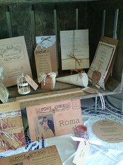 South East Favours From Us Wedding Stationery Silchester, Reading, Berks