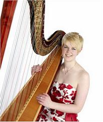 Wedding Musicians Lizzie Peacock - Harpist East Grinstead, West Sussex