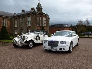 Wedding Transport Cheshire & Lancashire Wedding Cars Earnshaw Cottage, Byley Lane, Byley, Cheshire